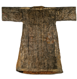 "The ""Tunic of Christ"" / ""Holy Robe"" (Photo: Heyen)"